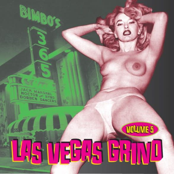 Crypt Records Various - Las Vegas Grind Vol. 5