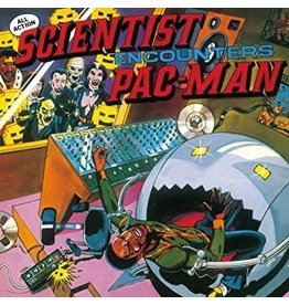 MiruMir Scientist - Encounters Pac-Man At Channel One