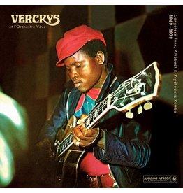 Analog Africa VerckysEtL'Orchestre Vévé–Congolese Funk, Afrobeat & Psychedelic Rumba 1969-1978