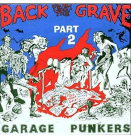 Crypt Records Various - Back From The Grave Vol. 2