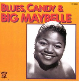 Cornbread Records Big Maybelle - Blues, Candy And Big Maybelle
