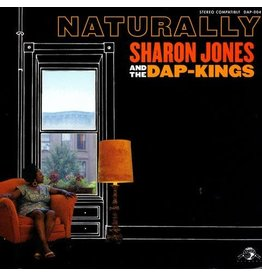 Daptone Records Sharon Jones And The Dap Kings - Naturally