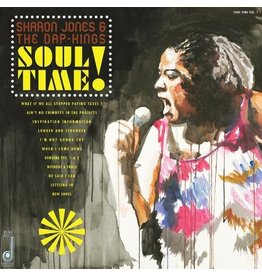 Daptone Records Sharon Jones And The Dap Kings - Soul Time
