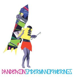 Carpark Records Dan Deacon - Spiderman Of The Rings