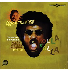 Finders Keepers Records Ilaiyaraaja - Solla Solla