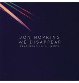 Domino Records Jon Hopkins - We Dissapear