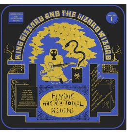 Heavenly Recordings King Gizzard & The Lizard Wizard - Flying Microtonal Banana
