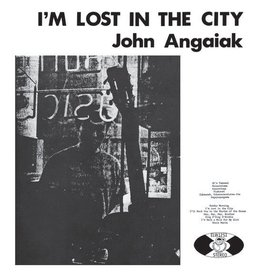 Future Days Records John Angaiak - I'm Lost In The City