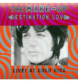 Dischord Records Make-Up - Destination: Love - Live!