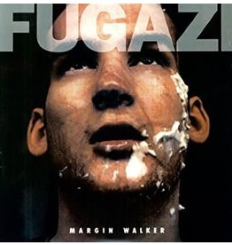 Dischord Records Fugazi - Margin Walker