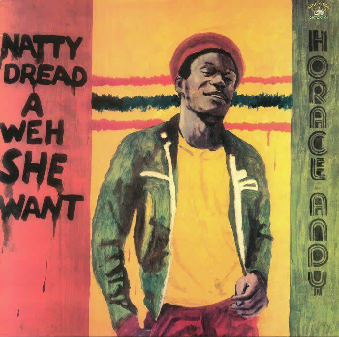 Kingston Sounds Horace Andy - Natty Dread A Weh She Want