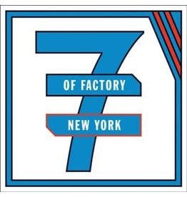 Factory Benelux Various - Of Factory New York