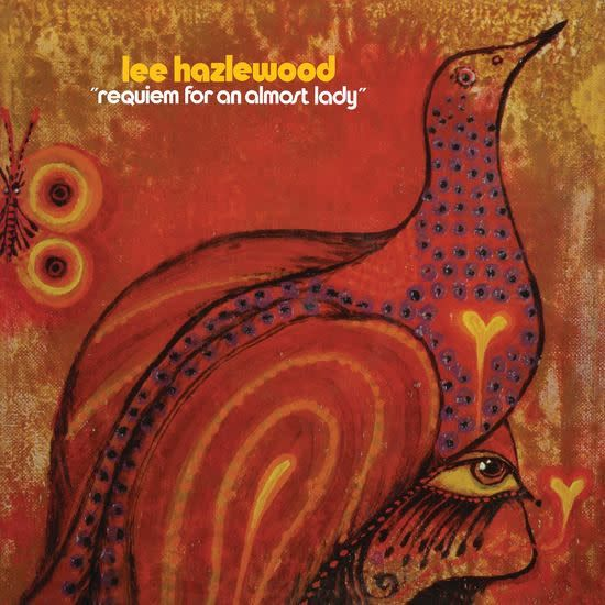 Light In The Attic Lee Hazlewood - Requiem For An Almost Lady
