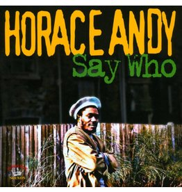 Kingston Sounds Horace Andy - Say Who