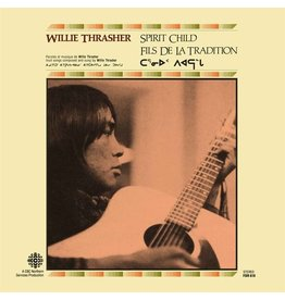 Future Days Records Willie Thrasher - Spirit Child