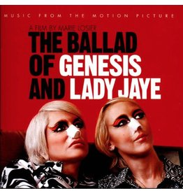 Sweet Nothing Records OST - The Ballad Of Genesis & Lady Jaye
