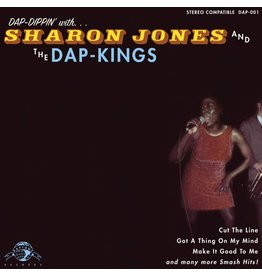 Daptone Records Sharon Jones & The Dap Kings - Dap-Dippin'