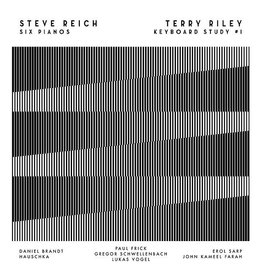 Film Steve Reich & Terry Riley - Six Pianos/Keyboard Study No. 1