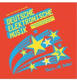 Soul Jazz Records Various - Deutsche Elektronische Musik Vol. 3