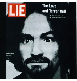 ESP-Disk Charles Manson - Lie: The Love and Terror Cult