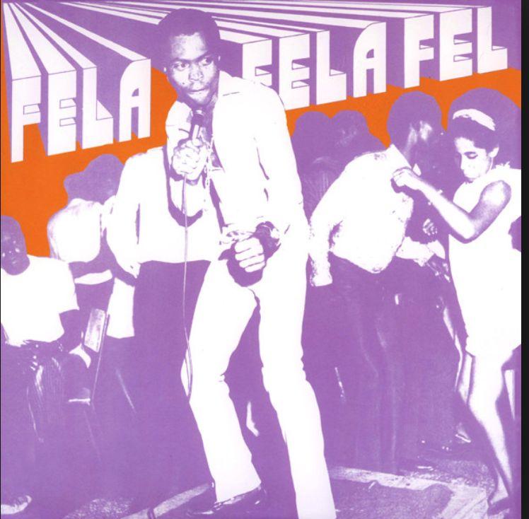 Knitting Factory Records Fela Kuti and His Africa 70 - Fela Fela Fela