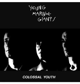 Domino Records Young Marble Giants - Colossal Youth