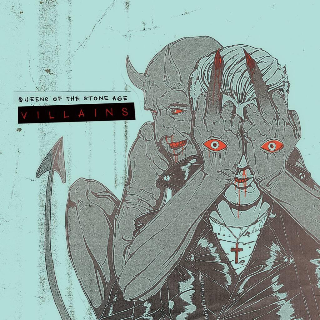 Matador Records Queens Of The Stone Age - Villains