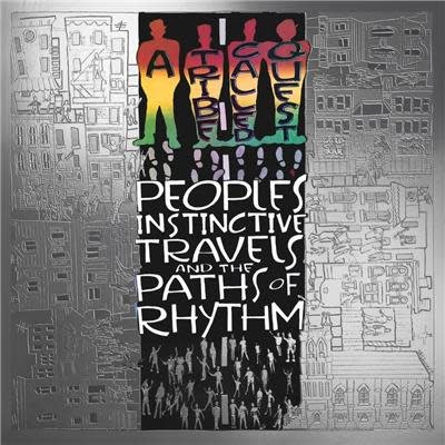 Sony Music Entertainment A Tribe Called Quest - People's Instinctive Travels and the Paths of Rhythm