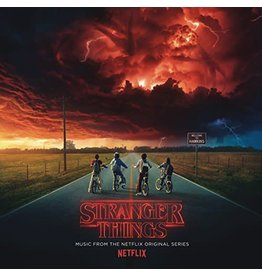 Sony Music Entertainment Various - Stranger Things: Music From The Netfix Original Series