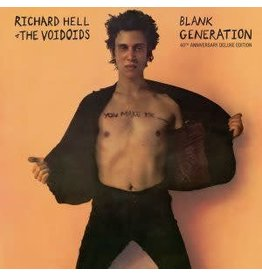 Traffic Entertainment Group Richard Hell & The Voidoids - Blank Generation