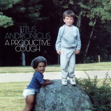 Secretly Canadian Titus Andronicus - A Productive Cough