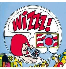 Born Bad Records Various - WIZZZ: French Psychorama 1966-1970 Vol. 1