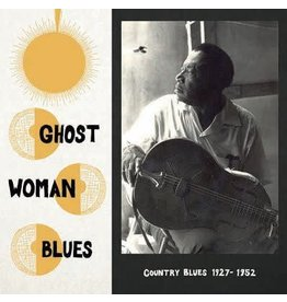 Mississippi Records Various - Ghost Woman Blues
