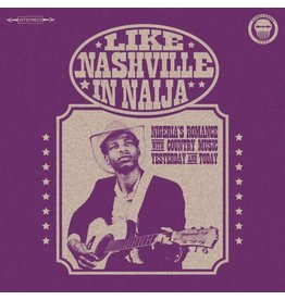 Traffic Entertainment Group Various - Like Nashville In Naija