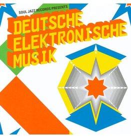 Soul Jazz Records Various - Deutsche Elektronische Musik - Part A