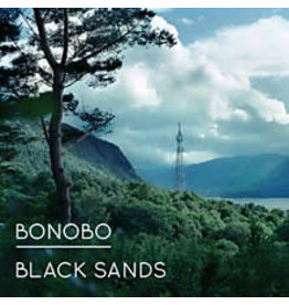 Ninja Tune Bonobo - Black Sands