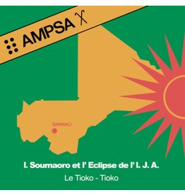 Mississippi Records Idrissa Soumaoro - Ampsa