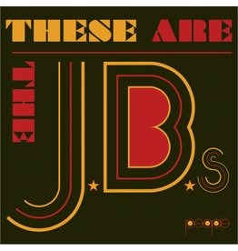 Now-Again Records The JB's - These Are The JB's