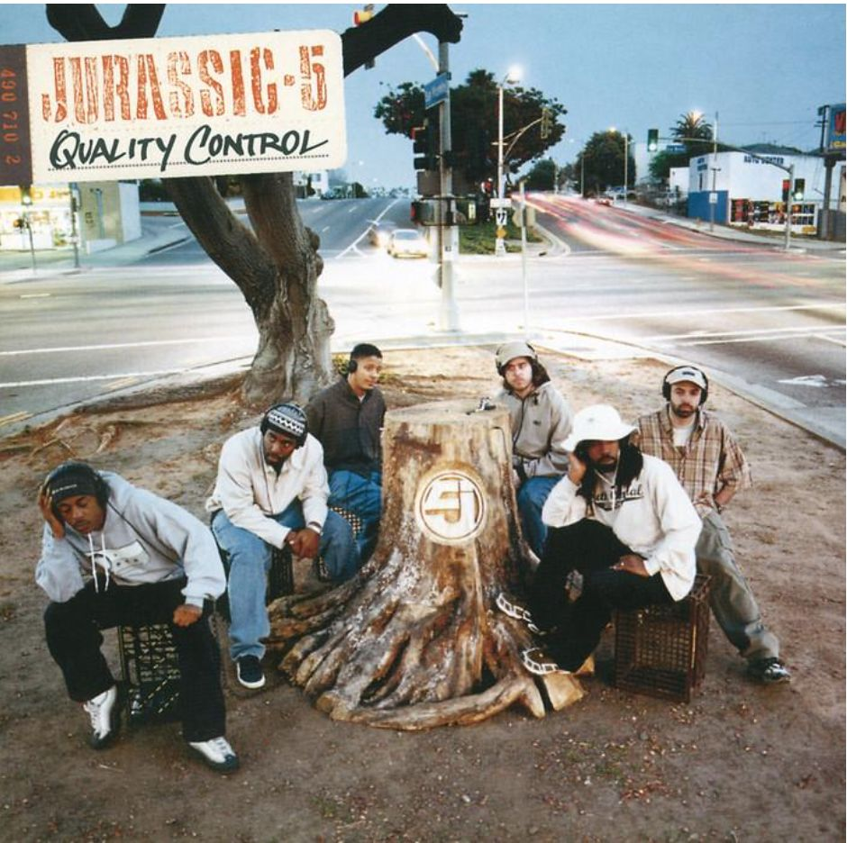 Get On Down Jurassic 5 - Quality Control