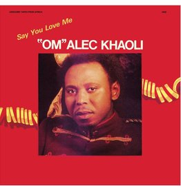 Awesome Tapes From Africa Om Alec Khaoli - Say You Love Me