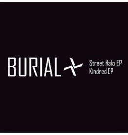 Hyperdub Burial - Street Halo