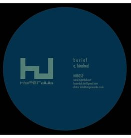 Hyperdub Burial - Kindred EP