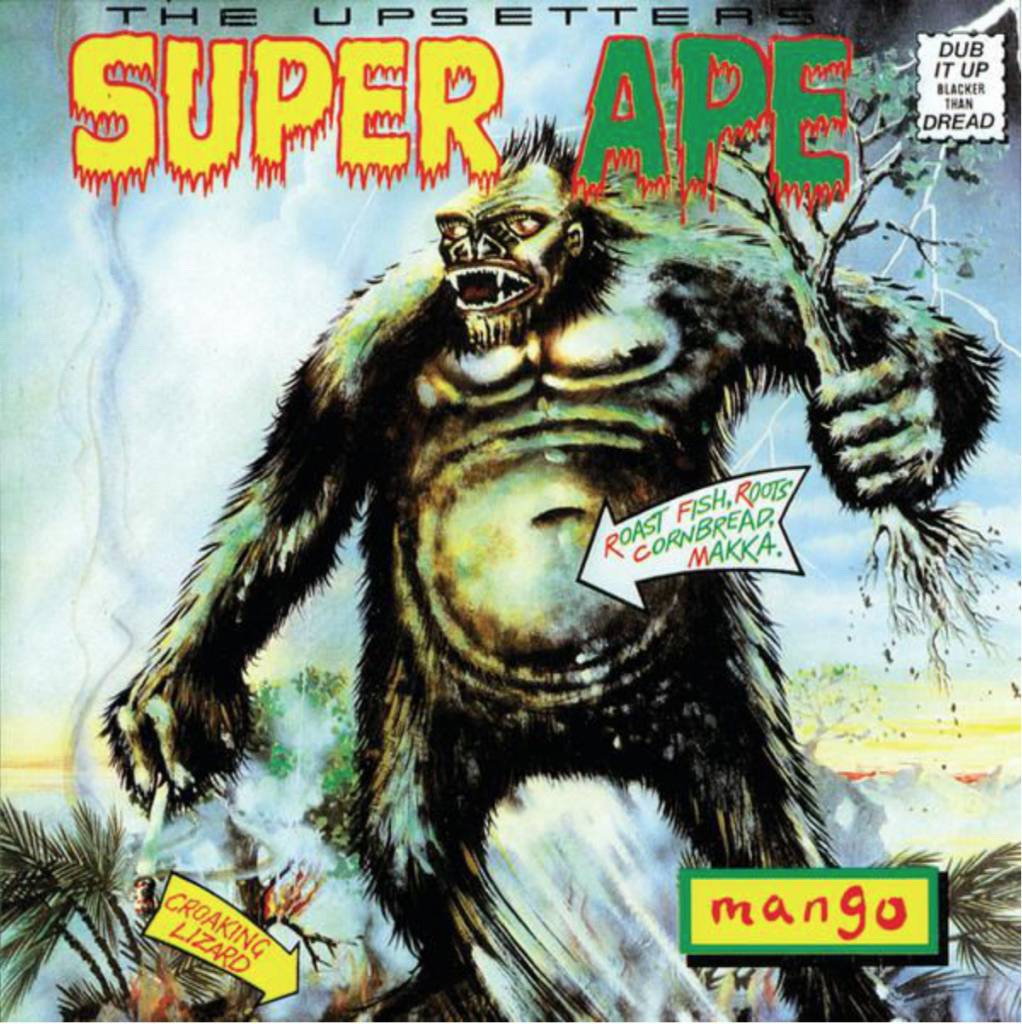 """Get On Down Lee """"Scratch"""" Perry - Super Ape"""