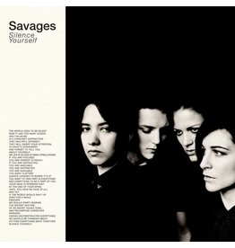 Matador Records Savages - Silence Yourself