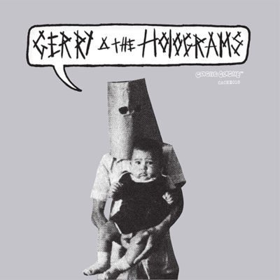 Finders Keepers Records Gerry & The Holograms - Gerry & The Holograms