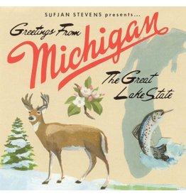 Asthmatic Kitty Records Sufjan Stevens - Michigan