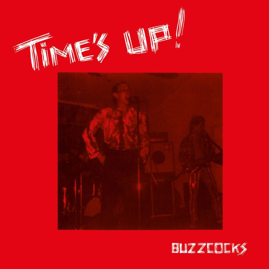 Domino Records Buzzcocks - Time's Up
