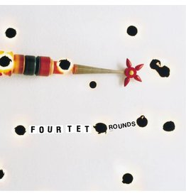 Domino Records Four Tet - Rounds