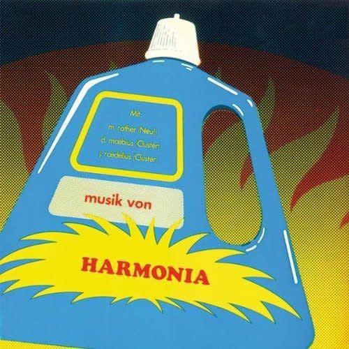 Gronland Records Harmonia - Musik Von Harmonia
