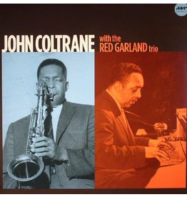 Intermusic John Coltrane - With The Red Garland Trio
